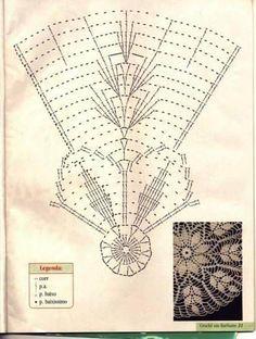 Gallery.ru / Фото #1 - Салфетки - 4 - kirinna Crochet Doily Diagram, Crochet Lace Edging, Crochet Square Patterns, Crochet Stitches, Crochet Cape, Free Crochet, Crochet Dreamcatcher, Crochet Dollies, Crochet Tablecloth