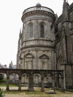 Cathédrale Saint-Pierre de Vannes . Bretagne