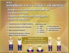 Superbrain Yoga and Energy Awareness