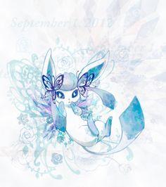 Frozen Butterfly