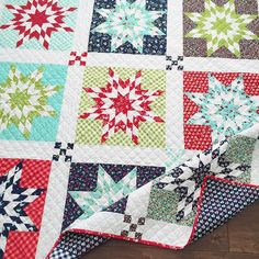 Pattern Nantucket .new for Camille.. made with new Bonnie and camille fabric line vintage picnic due Feb 2016