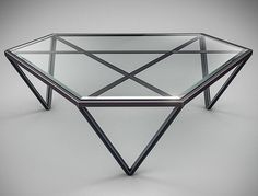 Rolans Novikovs Novikov Designs Tri Table