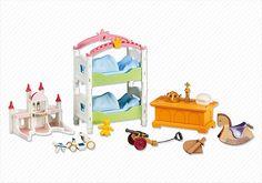 Schlosskinderzimmer - 6303 - PLAYMOBIL® Deutschland