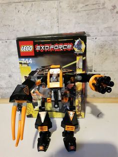 Exoforce Devastator 8101 2007