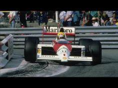 Honda Revives The Sonic Spirit Of Ayrton Senna's F1 Car