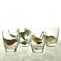 Magpie Glas Birdy Blaumeise | design3000.de