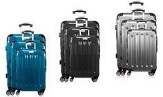 Set van 3 ABS Berne koffers
