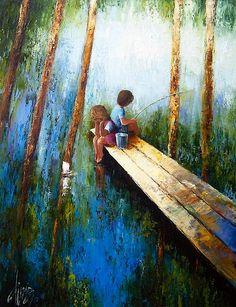 El Hurgador [Arte en la Red]: Dima Dmitriev [Pintura]