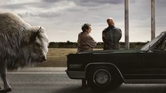 American Gods finally has a premiere date Sunday April 30 at 9 p.m. http://ift.tt/2lvNjz1