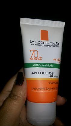 Anthelios Airlicium com Cor FPS 70 La Roche-Posay - Protetor Solar     Anthelios Airlicium com Cor FPS 70 de La Roche-Posay é indicado p...