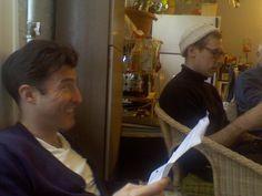 Mark Snyder, Konstantin Prishep, Bill Considine's shoulder