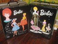 60's Barbie doll trunks - loved these