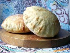 PIZZA - Pitta chléb