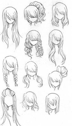 Realistische Haare zeichnen Realistic Hair Drawing – – Draw Realistic Hair Drawing … Hairstyles … The link does not lead anywhere, but the picture is great – Drawing Techniques, Drawing Tips, Drawing Reference, Drawing Sketches, Cool Drawings, Hair Styles Drawing, Drawing Drawing, Human Drawing, Anime Hair Drawing
