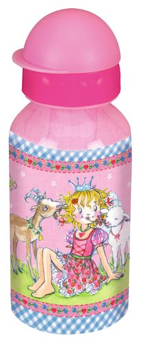 Schulanfang - Prinzessin Lillifee Alu- Trinkflasche