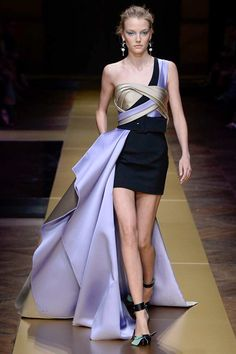 Atelier Versace Fall 2016 Couture Fashion Show