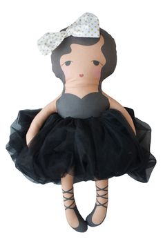 the colette ballerina doll | candy kirby designs