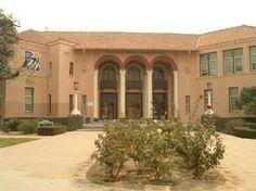 My high school, Woodrow Wilson Long Beach CA