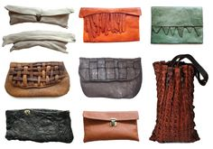 nutsa modebadze, thank you for taking on leather as your artful expression!