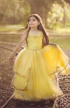 pretty yellow