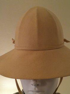 Franks Girl 1970s Wool Hat. $40.00, via Etsy.