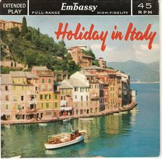 Various - Holiday In Italy (Vinyl) at Discogs