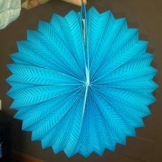 Blue azul farolillo party fiesta