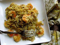 Supper Club Shrimp and Rice Casserole