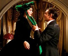 Walter Plunkett - Costumes - Chapeau Vert - Vivien Leigh - Autant en emporte le Vent - 1939