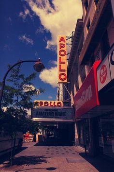 Apollo- new york city
