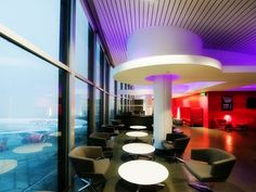 The 12 Coolest Airport Lounge Perks in the World