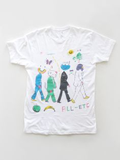 ALL FOR EVERYONE TEAM: Annie Road Tee Shirt.