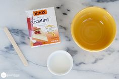 Removing Unwanted Hair Remedy #1: Gelatin Peel-Off Face Mask  This is one of the best home remedies when it comes to facial hair removal.  Ingredients  1 tablespoon unflavored gelatin 1 1/2 tablespoons milk 1-2 drops Lavender essential oil (optional) Popsicle Stick
