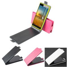 Flip PU Leather Protective Case Cover For Elephone P2000