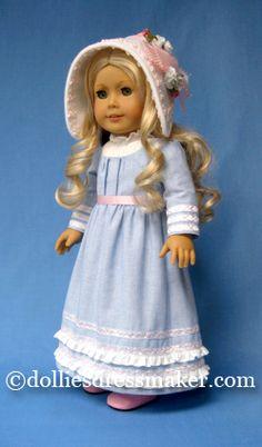 Caroline ~ American Girl Doll