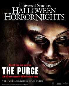 Movie Review: The Purge ~ Jaly's Books, Boys & Food
