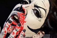 Comic Style Vampire