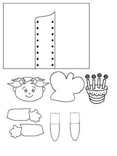 Bakker maken van een wc rol