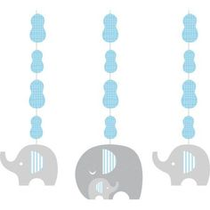 Little Peanut Boy Hanging Cutouts, 3pk, Assorted Peanuts Girl, Baby Products, Fit, Babies Stuff