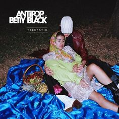 Antipop feat. Beny Black - Telepatik
