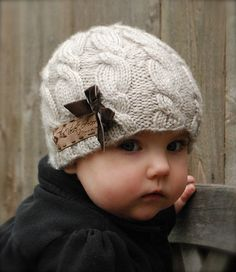 Ravelry: The Ella Hat pattern by Heidi May