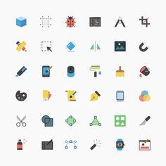 graphic-design-cion-set