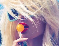 Edita Vilkeviciute: Holiday - H Magazine by Camilla Akrans, Summer 2012