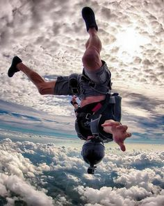 """Skydivers have more fun than people."" -Anonymous"
