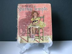 The Story of Shirley Temple by Grace Mack by BlueSkiesVintage4U, $9.00