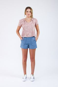 Megan Nielsen Harper sewing pattern