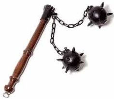 Risultati immagini per armi e attrezzi medievali