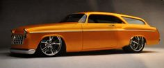 1955 Chrysler Station Wagon, JF Kustoms,