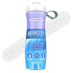 Brita Bottle Violet Water Purifier - Brita 35663 by FiltersFast.com