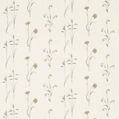 Meadow Grasses Fabric